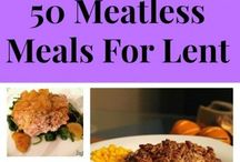 Meatless Meals / by Annette Cozzens