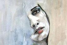 Artistic Portraits.