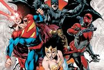Comic Book Heroes, Heroines and Villains! / I was once an avid comic book reader in my youth, but stopped because I could not afford.  I got back into comics after the Dark Knight trilogy.  I am, once again, an avid reader of comics!