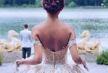 Beautiful wedding dresses ✨✨✨