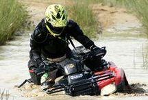 #QuadricicloBrasil / Emoção Off-Road! Painel dedicado a Quadriciclos, trilhas de quadriciclos, UTV's etc.