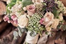 Vintage inpired trend / Muted colours, faded blooms and elegant presentation reminiscent of a bygone era.