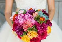 Colour and more colour trend / A big burst of colour in any combination -a flower trend for those who want to celebrate in kaleidoscope style.