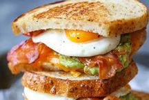 Breakfast Recipes / Quiches, breads, french toast, egg casseroles, bacon, sausages, you name it we'll pin it! Easy and delicious breakfast recipes!