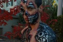 Body Painting by Face to Face