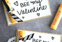 Valentines to make with Kids