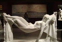 rzeźby, pomniki i figury / monuments & sculptures