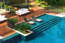 Beautiful Pools & Patios / Showcasing the many beautiful pools and patios we have been able to secure all around the world with our pool fencing. Enjoy!