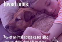 Pets & Domestic Violence / Survivors of domestic violence are often forced to choose between their own safety and their pet's safety. DV abusers often harm pets as a tactic of domestic violence to gain or maintain power and control over a victim.