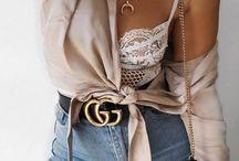 Outfit - Styling Inspirationen / Styling Inspirationen für Frauen. Die schönsten Modetrends zum nachstylen.