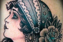 Tattoos / by Christen Pickens