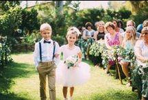 Kids / Sweet children on your wedding