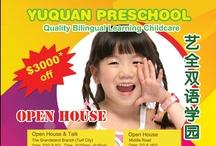 #Yuquan Preschool / Our preschool= Yuquan Preschool