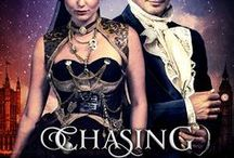 """Chasing the Star Garden, The Airship Racing Chronicles / Images with aesthetic significance to Melanie Karsak's """"Chasing the Star Garden"""" now available at Amazon.com"""