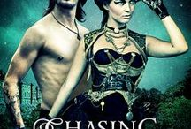 Chasing the Green Fairy, The Airship Racing Chronicles, Book II / Book II of the Airship Racing Chronicles available now at Amazon.com