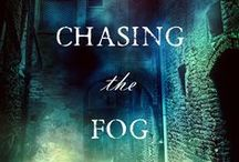 Chasing the Fog; The Airship Racing Chronicles III / Images depicting the locations and aesthetic feel of the third novel of Melanie Karsak's Airship Racing Chronicles