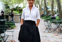 Carolina Herrera my style icon / Finer things in life