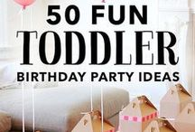Realistic Party Planning for Kids / Plan a party almost as awesome as your kid!!!