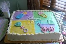Baby Showers / Tips, Ideas, and Inspiration for planning or attending a baby shower or sprinkle!