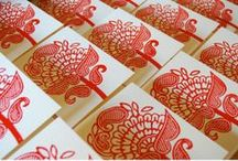 Stamps & printmaking