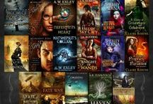 Steampunk Books / Covers, pics, and other goodies from Steampunk Authors!