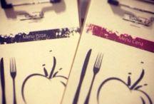 Il menú / Il nostro menu