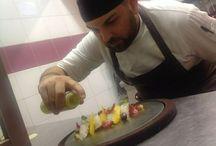 Lo chef e le ricette  / Il nostro Chef, Daniele Ladaga, spiega le ricette del nostro menù