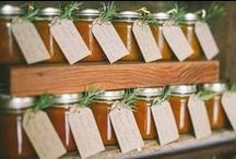 Gifts and favors / For your wedding guests