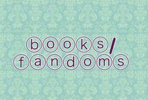 вooĸѕ/ ғandoмѕ / Post anything relating to your favorite books and fandoms. And invite anyone!!