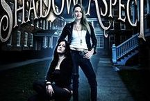 The Shadow Aspect / Book 3 in The Harvesting Series by Melanie Karsak