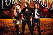 The Torn World / Book 5 of The Harvesting Series by Melanie Karsak, https://amzn.com/B01L193794
