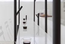 interiors | public places / design open to the public / by Fabio Casiraghi
