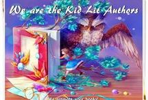 Kid Literature Authors Books and Links / Authors books  tweets and links