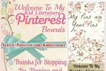 Welcome to Kid Lit Pinterest!