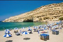 Find your beach in Crete / With hundreds of miles of dramatic coastline, Crete serves up an almost endless supply of beaches.Follow Civitel Hotels & Resorts to discover the best of them! http://goo.gl/sZIL1u