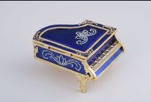 Trinket Boxes / Keren Kopal Trinket box Jewelry Box
