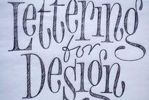 Typograpy / Raccolta di immagini ed ispirazioni tipografiche.