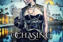 Chasing Christmas Past; An Airship Racing Chronicles Short Story / Coming Christmas 2014
