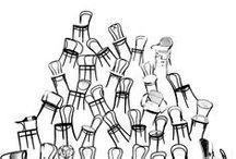 Laboratorio di impagliatura Sedie / La paglia di vienna: sedie, accessori, dondoli, sgabelli, borse... Raccolta di immagini utili per il Laboratorio Mauro  http://impagliatura.com/