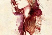 artistics / Art, art and Art! all beautiful in my eyes :)