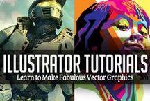Adobe Illustrator / Best things AI