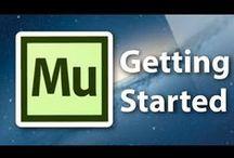 Adobe Muse / Best things Mu