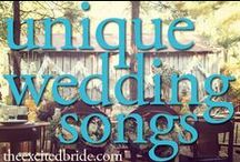 Wedding - 1st Dance Songs / Here are some suggestions for a first dance song that you can play during your special moment.