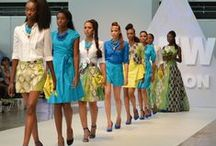 Summer '14 Collection / Our collection shown at Africa Fashion Week London