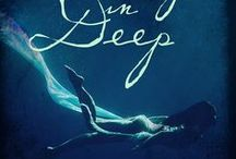 The Falling in Deep Collection / Check out the unique, mermaid and sea creature novellas that are part of the Falling in Deep Collection on Amazon! / by Author Melanie Karsak