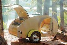 Campeggio | Camping / Idee e ispirazioni per campeggiare in allegria e serenità. Fissati per il #Campeggio