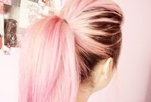 Benefit HAIR / Hair styles, hair- ups and hair inspiration that gets us excited! xx