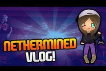 Nethermined / About Nethermined, A Minecraft Youtuber Event, organised by my parents!