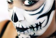 Benefit does HALLOWEEN / All scary makeup looks that give us a fright! Find your makeup inspiration for halloween here! xx