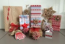 Wrap It Up - gift wrapping ideas / Phoenix wrapping paper is very popular - its strong, unique design and has cutting gridlines on the back, thick quality paper with matching ribbons, tissue and tags, so you can make all your gifts look fabulous. Take a look now at www.redcards.co.uk
